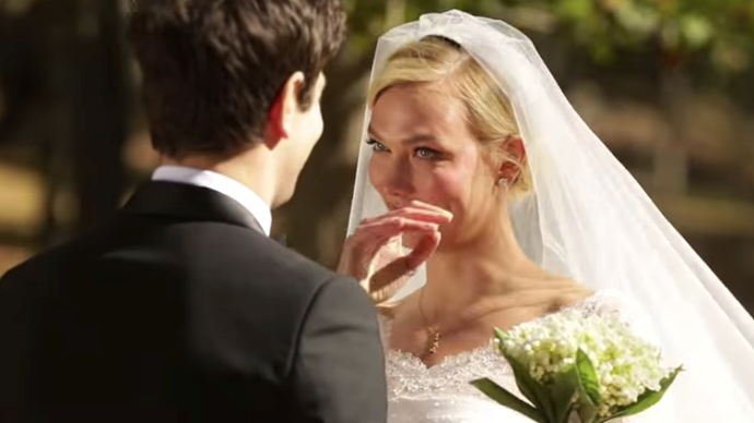 Karlie Kloss Reveals Unseen Footage Of Her Wedding In New Video
