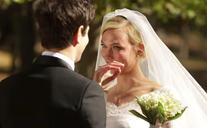 Karlie Kloss Reveals Unseen Footage Of Her Wedding In New Video