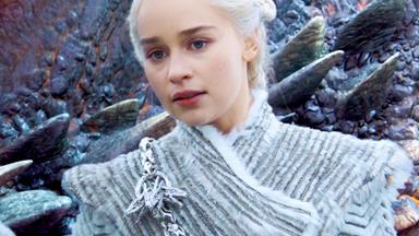 A New 'Game Of Thrones' Scene Shows Sansa Meeting Daenerys