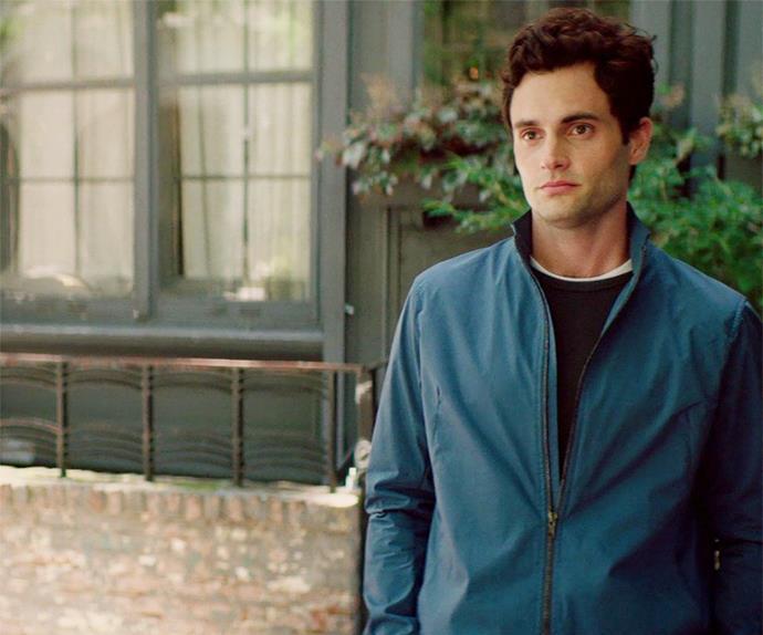 Penn Badgley in 'You'.
