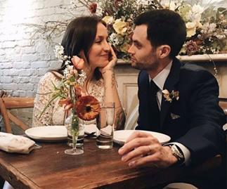 Penn Badgley And Domino Kirke's Love Story