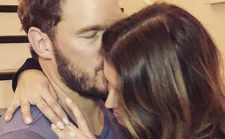Chris Pratt And Katherine Schwarzenegger Are Engaged