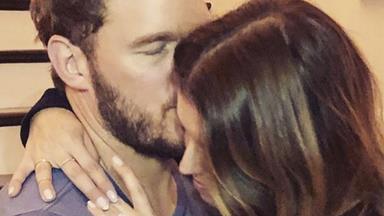 Chris Pratt And Katherine Schwarzenegger Are Engaged