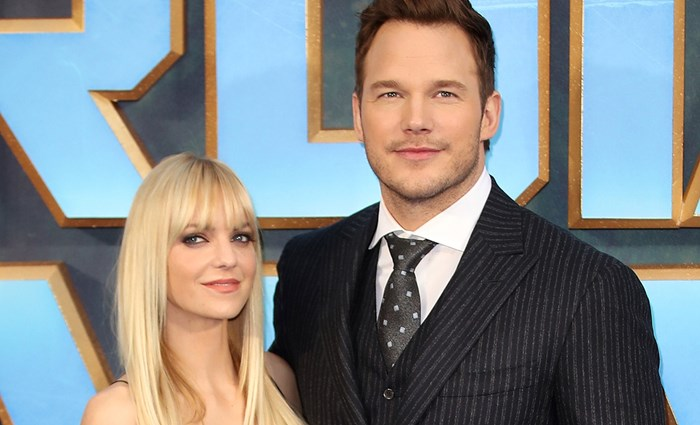 Anna Faris Reveals Chris Pratt Texted Her After He Proposed To Katherine Schwarzenegger