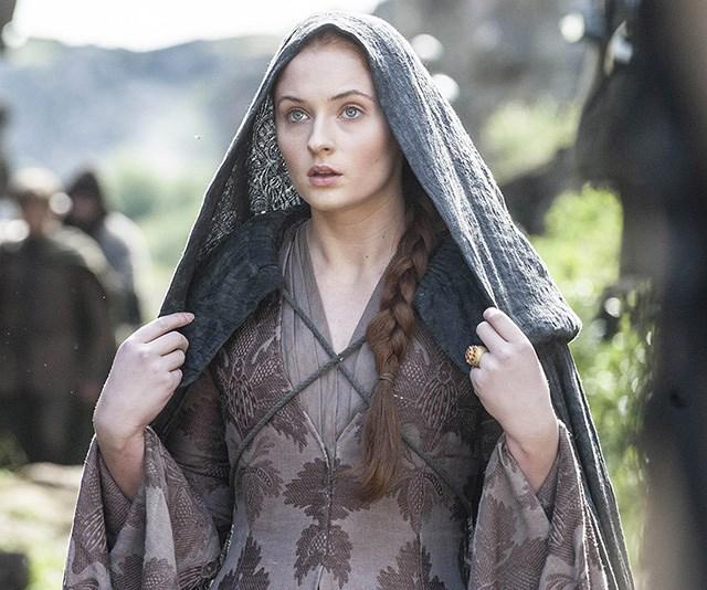 The Major 'Game Of Thrones' Season 8 Clue Hidden In Sansa Stark's Hair