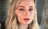 Sophie Turner Had To Do The Grossest Thing For Her Sansa Stark Hair