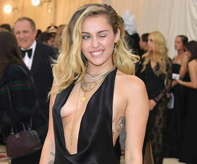 Miley Cyrus' New Tattoo Is Very NSFW