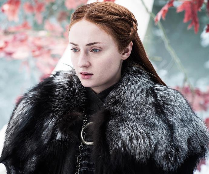 Sansa Stark in 'Game of Thrones'.