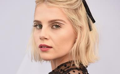 Why Lucy Boynton Is The Next Major Beauty Icon