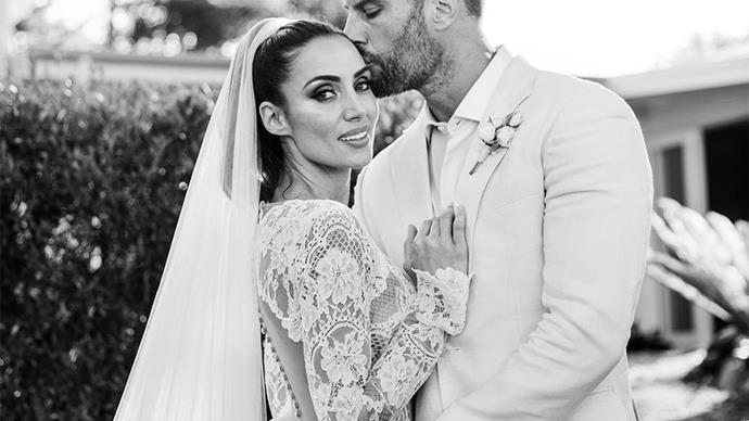 Sam and Snezana Wood.