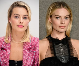 11 Celebrities Who've Worn Both Middle Parts And Side Parts In Their Hair