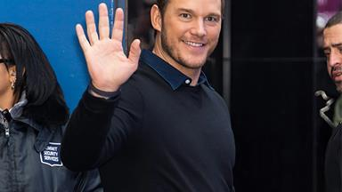 Chris Pratt Responds To Accusations His Church Is 'Anti-LGBTQ'