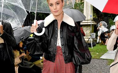 Charting Brie Larson's Super(hero) Red Carpet Style