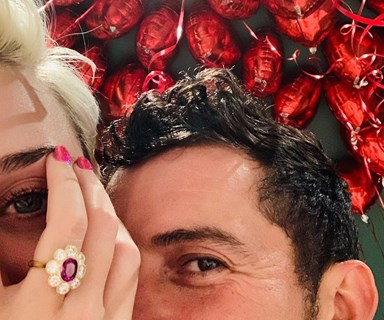Katy Perry's Engagement Ring From Orlando Bloom Has Quite A Few Celebrity Lookalikes