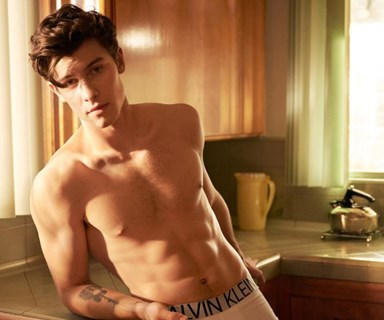 The Best Reactions To Shawn Mendes' Calvin Klein Commercial