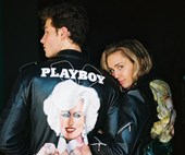 Miley Cyrus Created Her Own Version Of Shawn Mendes' Calvin Klein Ad