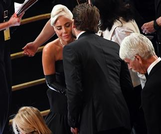 The Sweet Moment You Missed Between Lady Gaga And Bradley Cooper At The 2019 Oscars