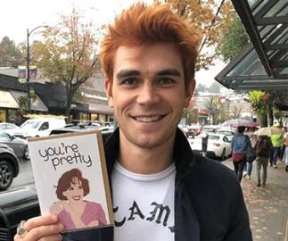 'Riverdale' Star KJ Apa Had A Random Encounter With An Ex-'Bachelor Australia' Contestant