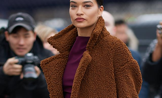 5 A/W '19 Trends You Need To Care About, According To Shanina Shaik