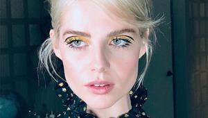 '60s Beauty Is Officially Back (Can You Dig It?)