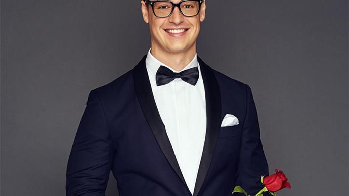 Bachelor Matt Agnew