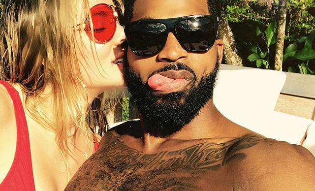 Tristan Thompson Has Already Been Seen Out And About With Another Woman