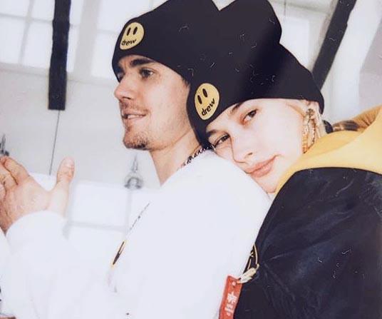 Justin Bieber Hailey Baldwin