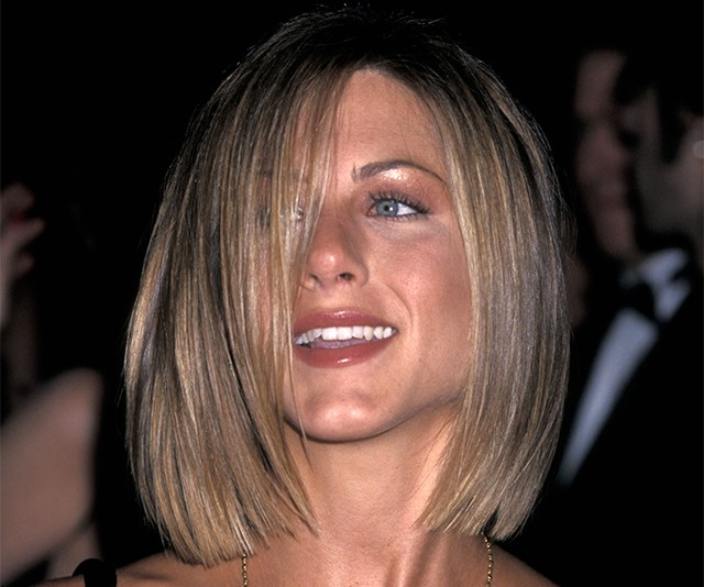 Jennifer Aniston's 2001 Bob Is The It-Haircut Of 2019