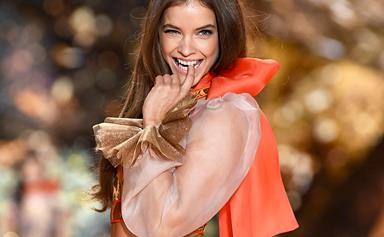 Barbara Palvin Announced As Victoria's Secret's Official New Angel