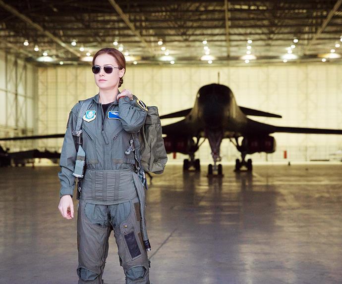 Captain Marvel.