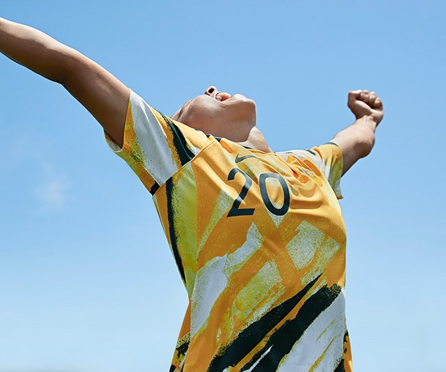 Nike Reveals Its Design For The Matildas' World Cup Uniforms