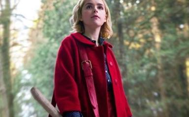 Sabrina Looks More Wicked Than Ever In Netflix's 'Chilling Adventures Of Sabrina' Season 2 Trailer