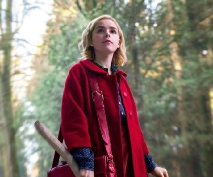 Netflix Chilling Adventures of Sabrina Trailer Season 2