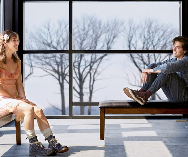 Five Feet Apart Picture: 4 Differences Between 'Five Feet Apart's' Book And Movie