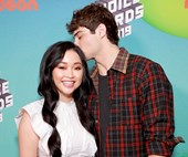 Lana Condor And Noah Centineo Were Unbearably Cute At The Kids' Choice Awards