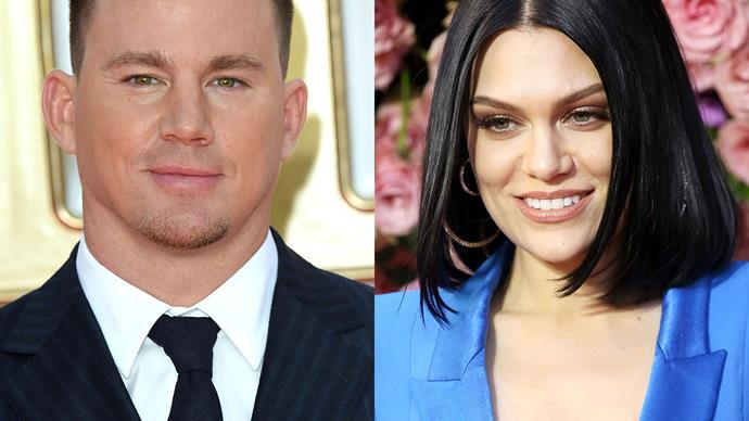 Channing Tatum and Jessie J Relationship