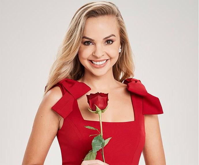 Bachelorette Australia Angie Kent