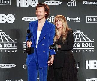Stevie Nicks Said She Was Glad Harry Styles Made a Solo Record After NSYNC