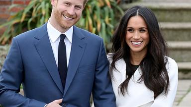 BREAKING: Meghan Markle And Prince Harry Welcome Their First Royal Baby