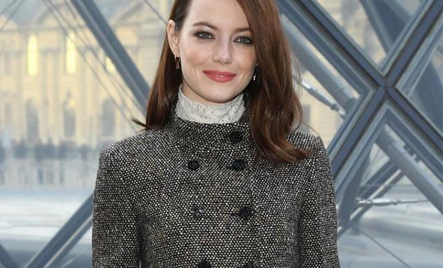 Hang On, Did Emma Stone Just Get Engaged?