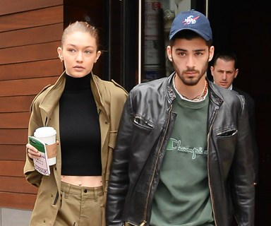 Zayn Malik Went Off On Twitter About Gigi Hadid