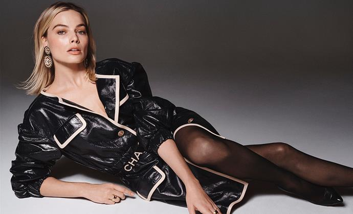 Margot Robbie Is ELLE Australia's May 2019 Cover Star