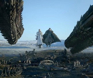 The Funniest Reactions To THAT Dragon Scene In The 'Game Of Thrones' Premiere