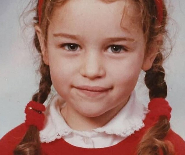 Adorable Photos Of The 'Game Of Thrones' Cast When They Were Young