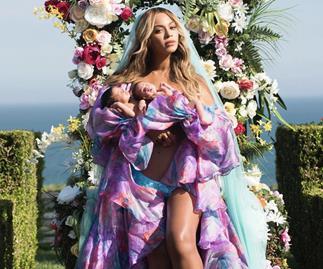 Beyoncé Twins Pregnancy Coachella Homecoming Documentary