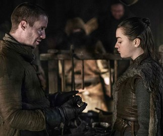 People Are Not OK With Arya And Gendry's Massive Scene In 'Game Of Thrones'