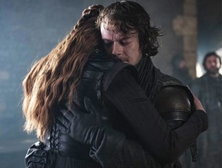 Sansa And Theon Might Be The Most Unlikely 'Game Of Thrones' Couple