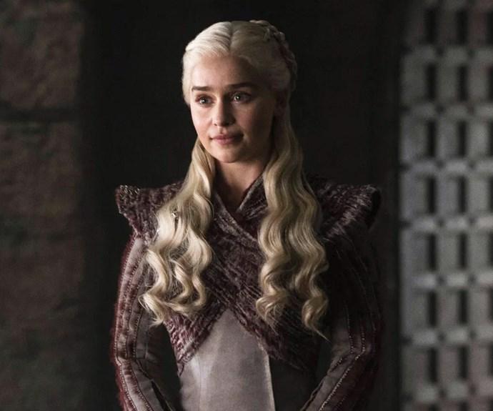 Daenerys Targaryen in episode 2 of 'Game of Thrones' season 8.