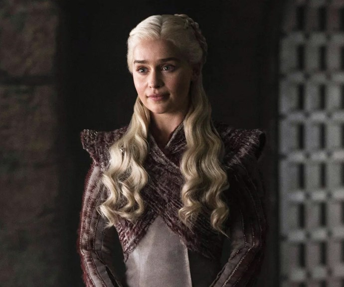 Daenerys Targaryen in episode 2 of 'Game of Thrones' season 8.