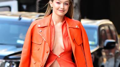 Edgy Outfits Only Gigi Hadid Could Pull Off